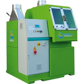 vibrating separator / metal / waste / granulates