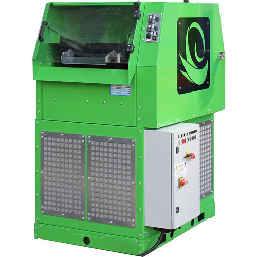 cereal separator / granulates / for the recycling industry / vertical