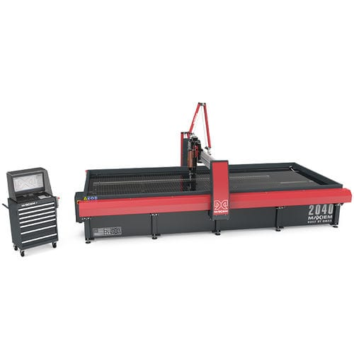 Abrasive water-jet cutting machine / for composites / fiber / glass MAXIEM 2040 MAXIEM Waterjets
