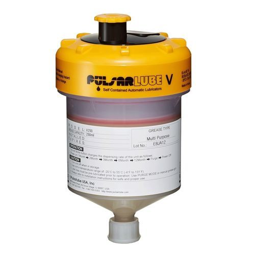 single-point lubricator / electrochemical / for hazardous areas / automatic