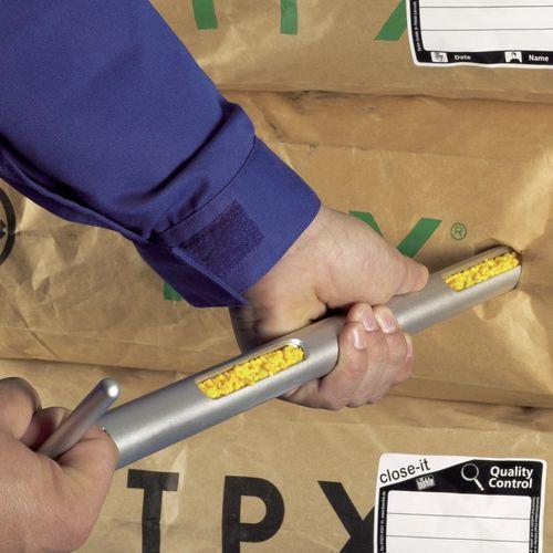 Powder sampler / for solids / bulk solids / for granule Allschichtsammler/Multisammler Bürkle