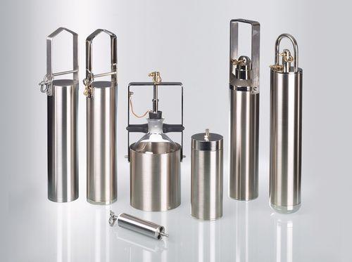 Liquid sampler / probe Tauchbehälter Bürkle