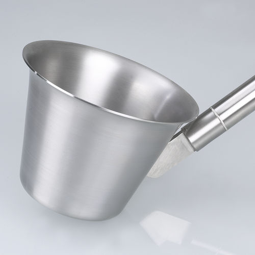 Liquid sampler / scoop / stainless steel Schöpfer Edelstahl Bürkle