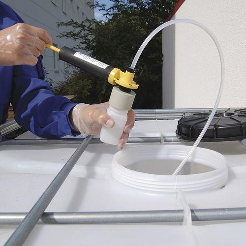Liquid sampler / vacuum / mini MiniSampler Bürkle