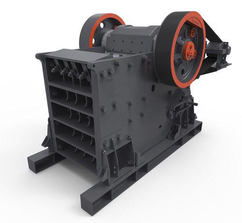 jaw crusher / stationary / primary / high-capacity