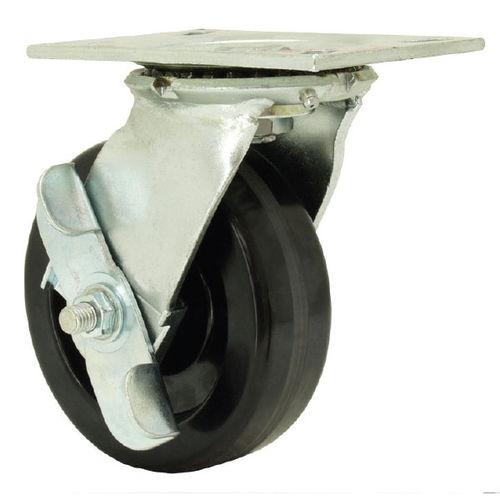 swivel caster / base plate
