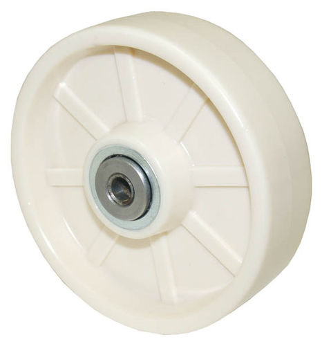 monobloc wheel / polypropylene