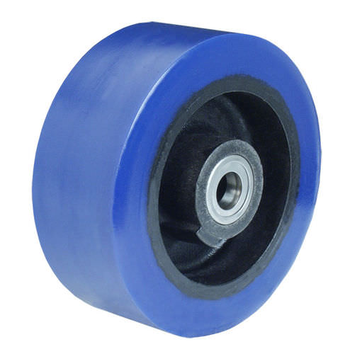 wheel with solid tire / polypropylene / trailer