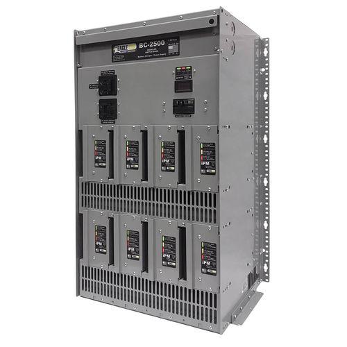 battery charger power supply / AC/DC / redundant / modular