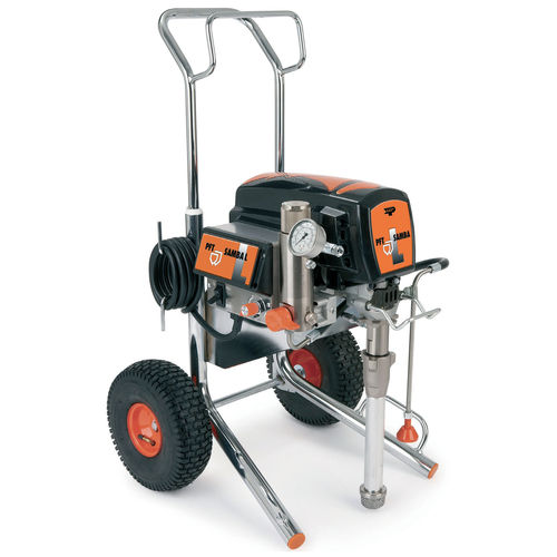 paint spray unit / electric power / airless