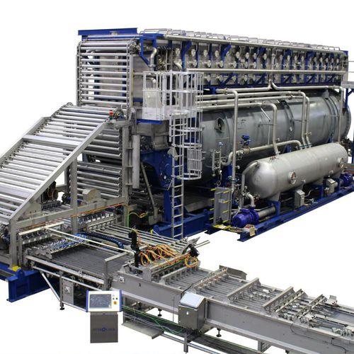 process sterilizer - HYDROLOCK