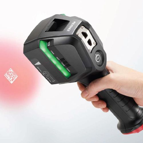 1D code reader / 2D / portable SR-G100 Keyence Deutschland