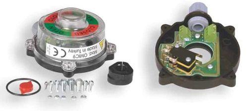 Single-pole micro-switch / electromechanical MS series  Özbekoglu