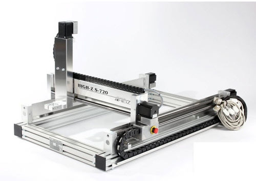 CNC router / 3-axis / 1-spindle / for wood High-Z S-720 CNC-STEP e.K. / 3D CNC Router, Engraving machines