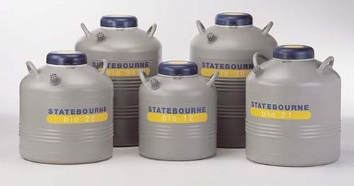 laboratory freezer / liquid nitrogen / cryogenic