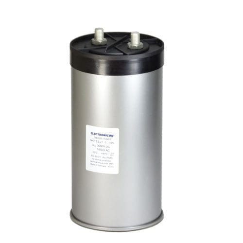 film capacitor / cylindrical / filter / AC