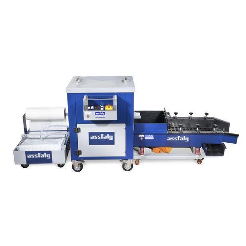 grinding vibratory finishing machine - Assfalg GmbH