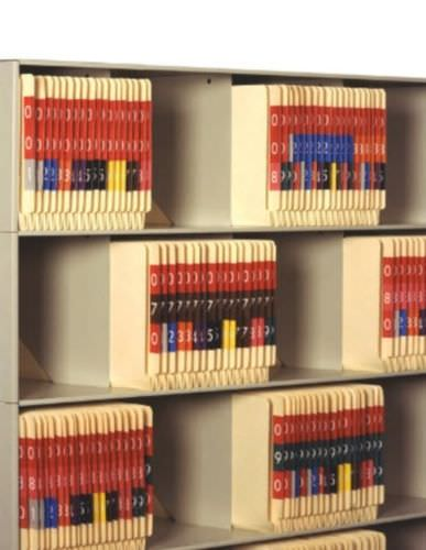 Modular shelving / archival Vu-Stak® Datum