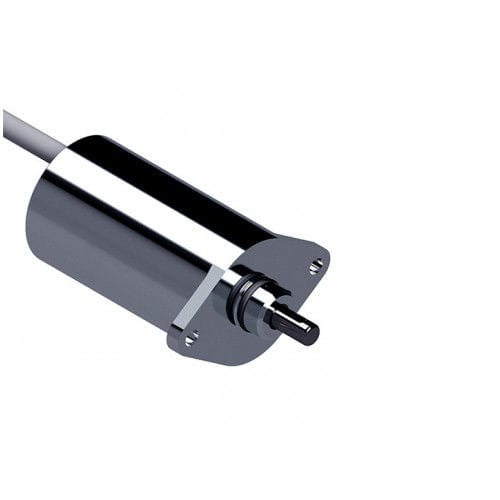linear position sensor / non-contact / Hall effect / with analog output