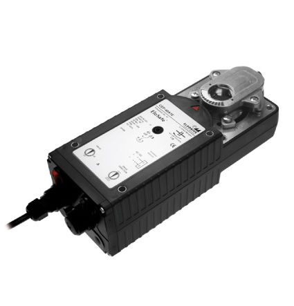 Electric valve actuator / linear / with integrated safety CE series Elodrive GmbH