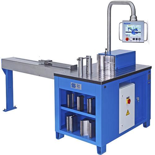 CNC bending machine / hydraulic / profile / automatic