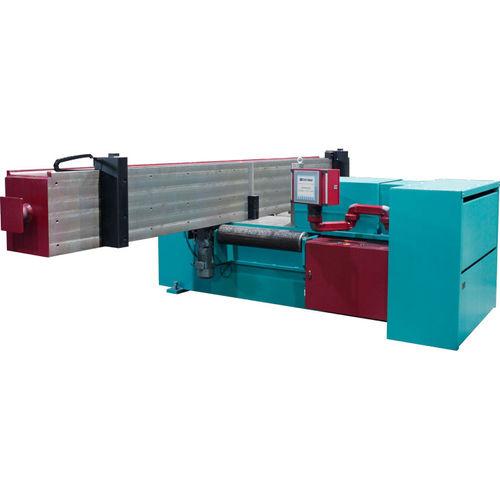 hydraulic press / straightening / horizontal