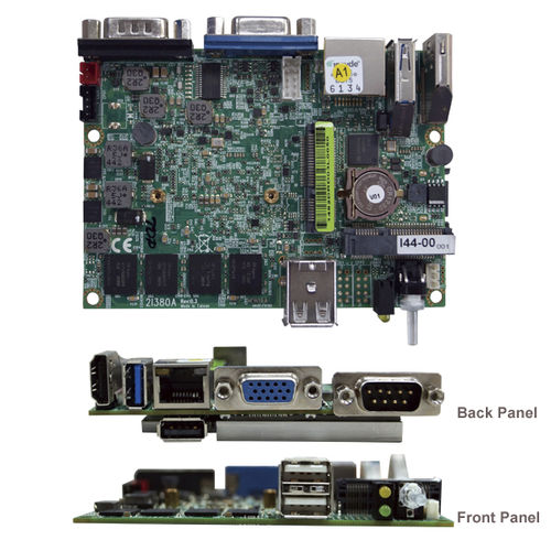 Pico-ITX single-board computer / 2.5