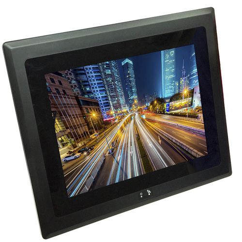 LCD panel PC / resistive touch screen / 1024 x 768 / VGA
