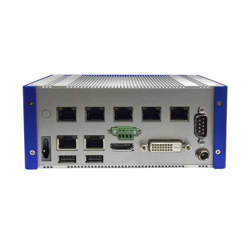 embedded PC / Intel® Apollo Lake / Mini PCIe / USB