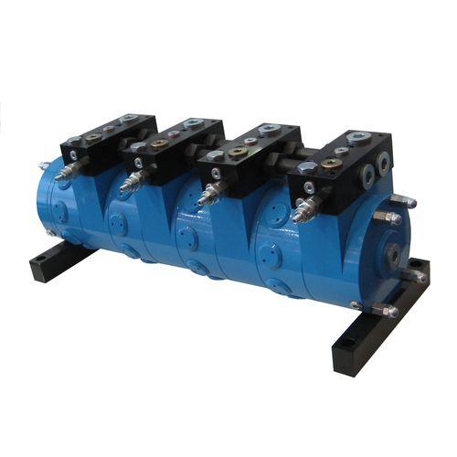 Radial piston flow divider / hydraulic FD series Italgroup S.r.l.
