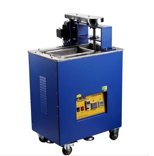 infrared welding machine / vertical