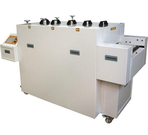 metal polishing machine / PCB / automatic