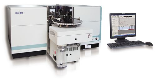 atomic absorption spectrometer / laboratory / automated