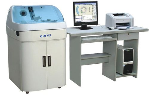 iron analyzer / thickness / benchtop / real-time