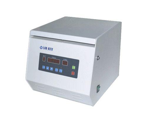 laboratory centrifuge / vertical / high-speed