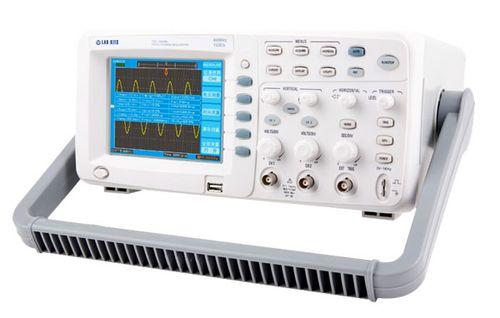 Digital oscilloscope / bench-top / 2-channel / USB EM-OS-200B U-Therm International (H.K.) Limited