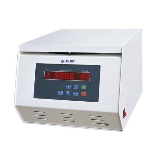 laboratory centrifuge / vertical / refrigerated