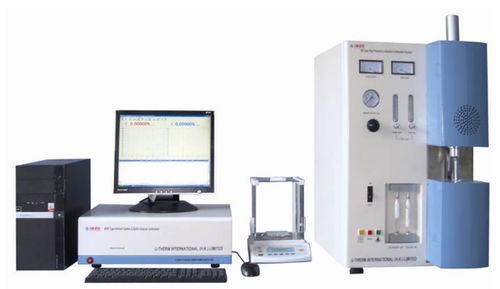 metal analyzer / alloy / cement / iron