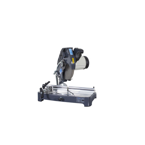 miter saw / for aluminum / wood / for PVC
