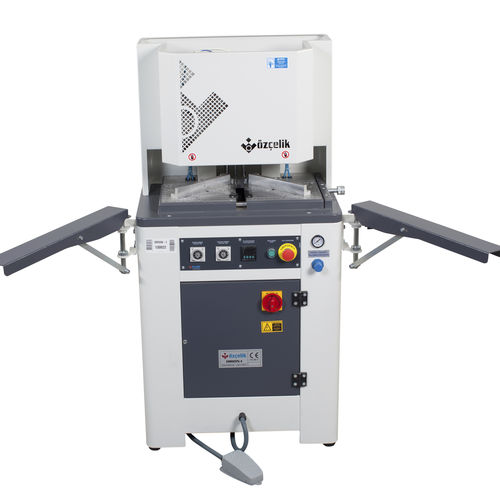 wedge welding machine / AC / automatic / for profiles