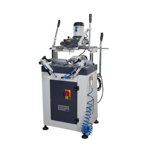 manual copy router / for plastics / for aluminum / for PVC
