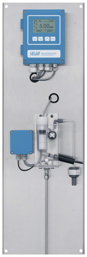 oxygen analyzer / water / trace / for integration