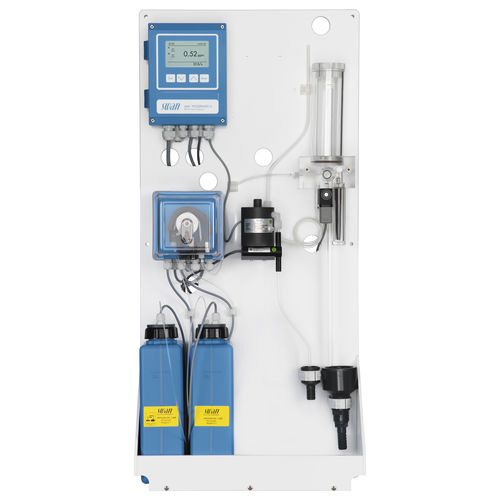phosphate analyzer / flow / for integration / automatic