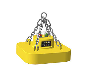 Electro-permanent lifting magnet max. 30 000 kg | DPМi series KEP DimAl, Ltd.