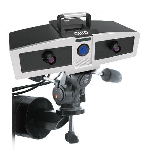 3D scanner / measurement / for measuring / high-resolution