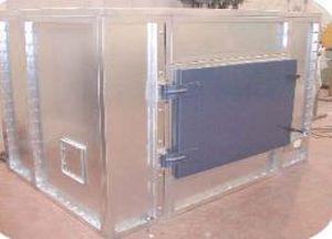 EMC test chamber STC Rainford EMC Systems
