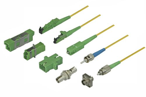LAN cable harness / fiber optic / for telecommunication networks