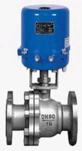 Ball valve / control / electrically operated / 2-channel DN 15 - 300 | SEO series Shanghai SanZhou Automation Dash Co., Ltd