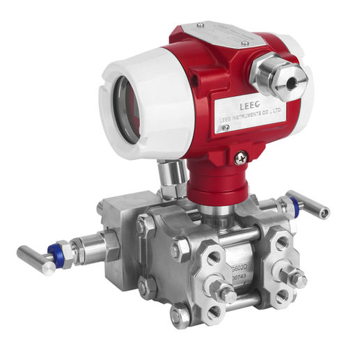Differential pressure transmitter / thermal / analog / SMD DMP305X-DST (GP) Shanghai LEEG Instrument Co.,Ltd.