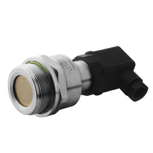 relative pressure transmitter / ceramic / capacitive / DC output